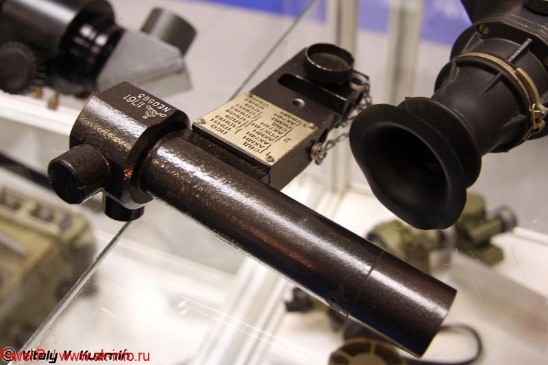Общий вид ствольного коллиматора выверки 1П61