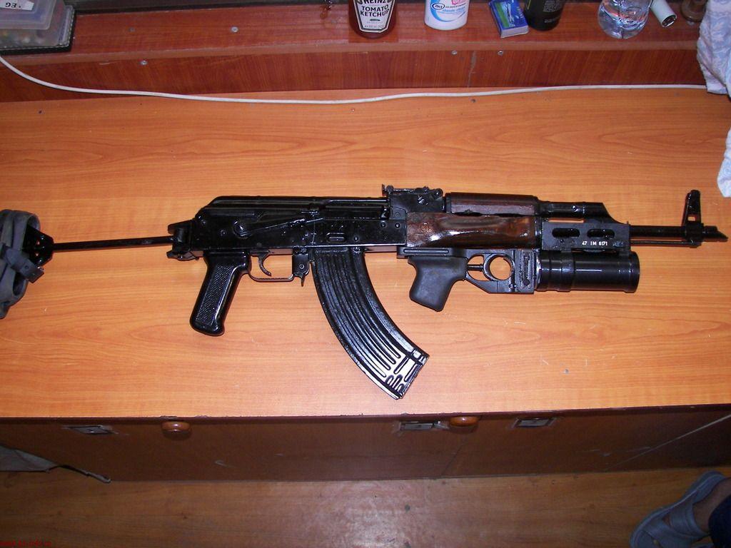 ГП-25 производства Болгарии