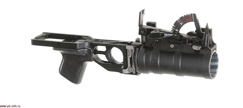 Общий вид ГП-34
