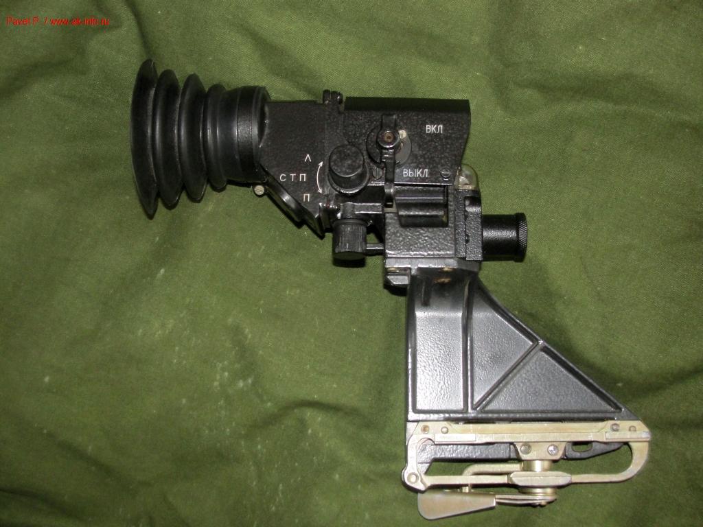 Фотография общего вида прицела Нить-А