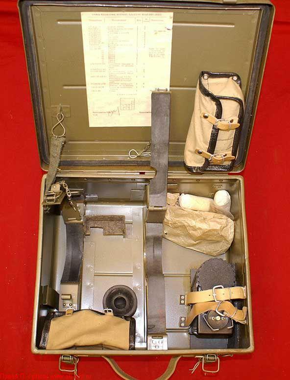 Фотография общего вида укладочного ящика НСПУ-3
