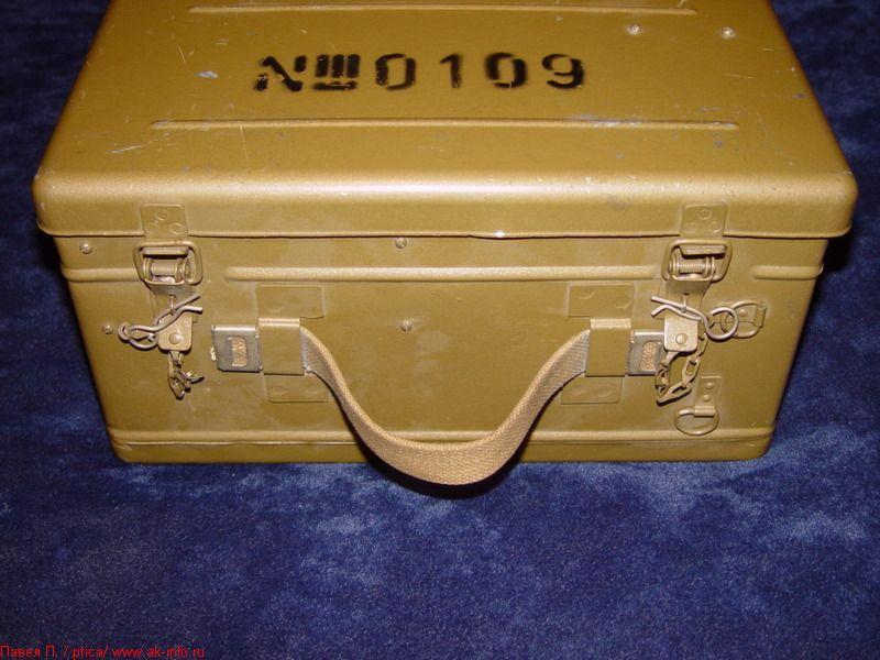 Фотография прицела укладочного ящика 1ПН51-2