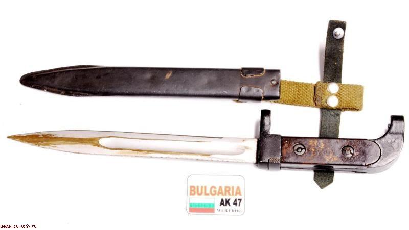 Болгарский ШН для АК