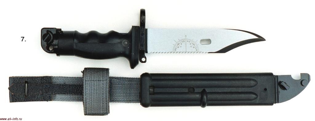 Штык-нож КМ87