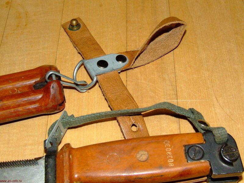 Штык нож АКМ/АК74 Тип2 республики Ирак
