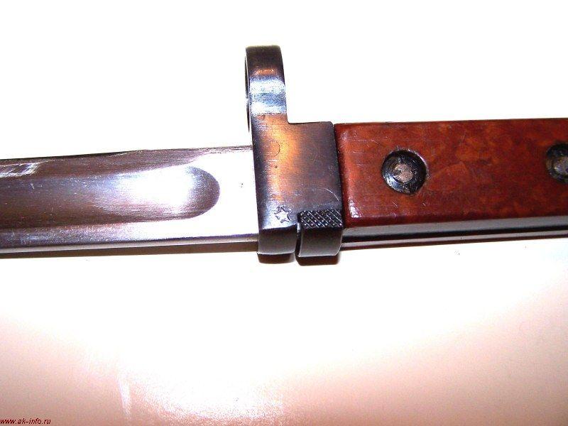 Штык-нож АК (АК47). КНДР