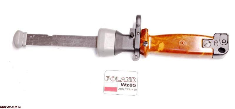 Штык-нож для АКМ/АК74 Wz85 Польша