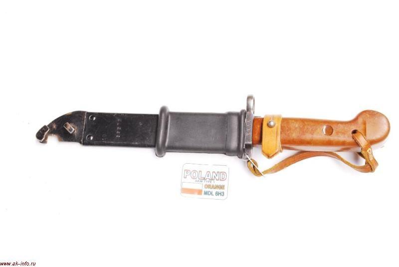 Штык-нож для АКМ Польша