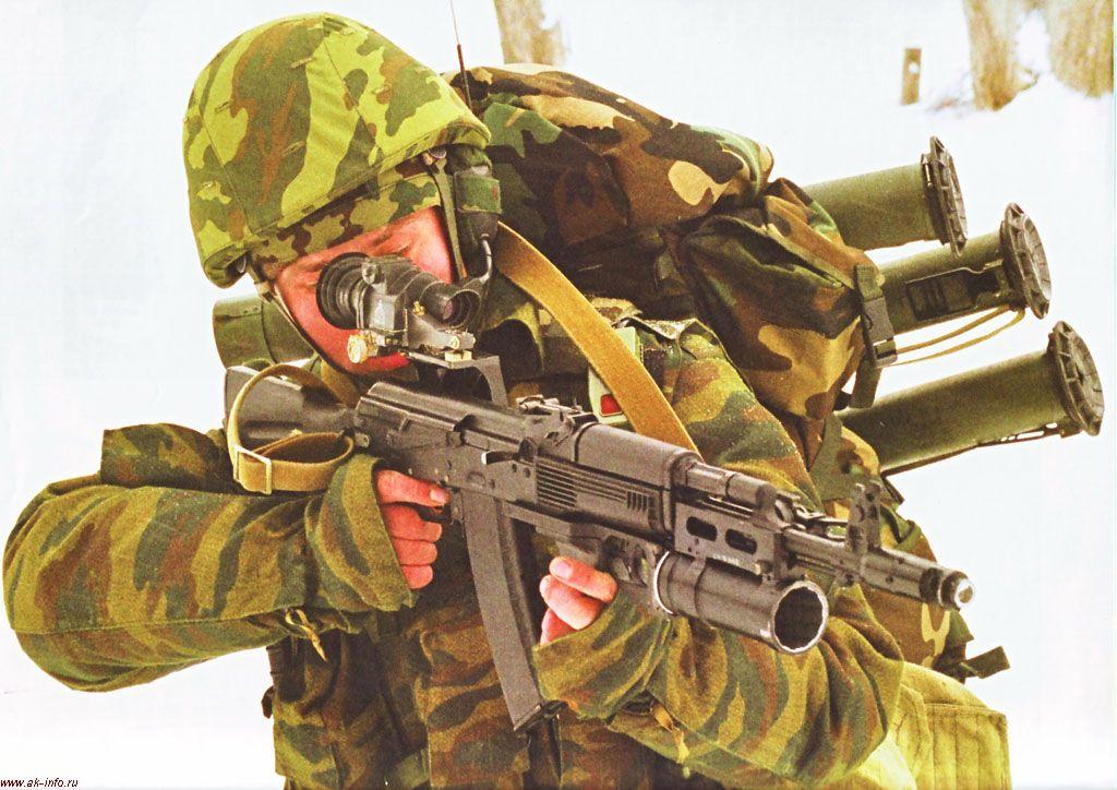 УСП-1 на АК74М