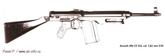 Прототип CZ-522