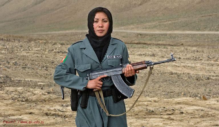vz.58 в афгане