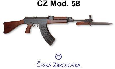 Инструкция по эксплуатации VZ.58