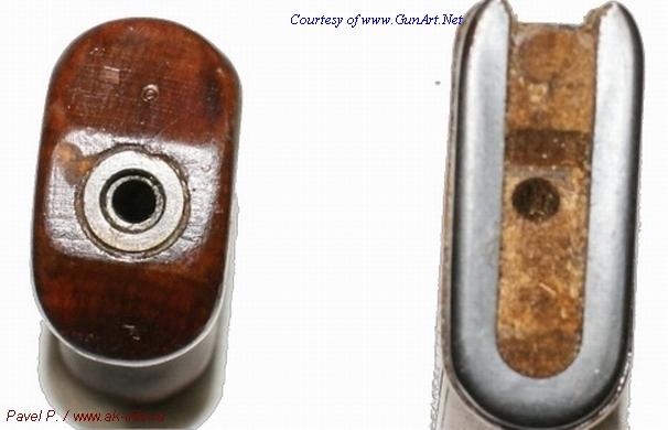 Фотографии пистолетной рукоятки АК тип-2