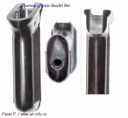 Фотографии пистолетной рукоятки АК74